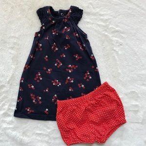Other - Baby Girls Summer Dress! Size 12 months!